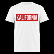 T-Shirts ~ Men's T-Shirt ~ Kalifornia