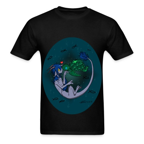 Water Buddies - Men's T-Shirt