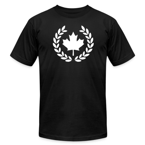 His Leaf Tee - Men's Fine Jersey T-Shirt