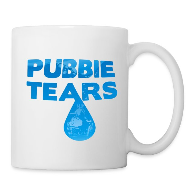 Pubbie Tears Mug