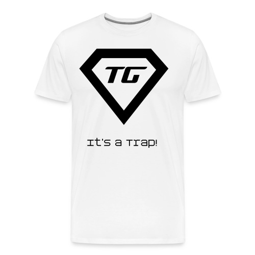 It's a Trap! T-shirt - Men's Premium T-Shirt