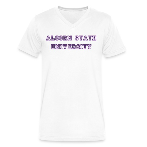 Alcorn V-neck - Men's V-Neck T-Shirt by Canvas