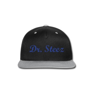 Dr. Steez Snapback - Snap-back Baseball Cap