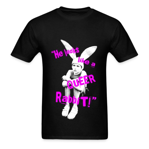 Gummo Rabbit Men's Tee - Men's T-Shirt