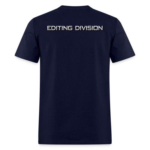 Team Kaliber Division T - EDITING - Men's T-Shirt
