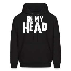 IN MY HEAD - Men's Hoodie