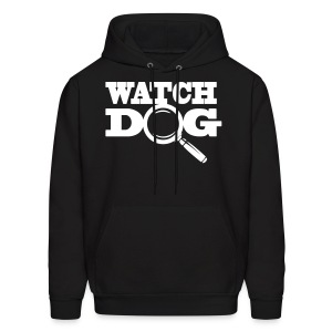 watch dogs - Men's Hoodie