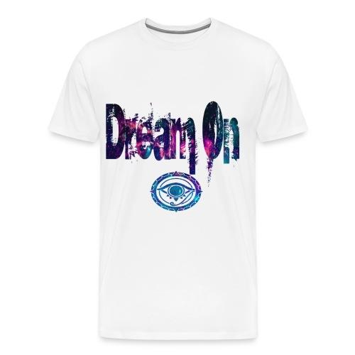 Dream On Galaxy Prototype  - Men's Premium T-Shirt