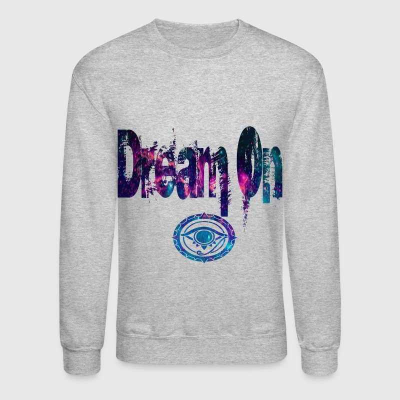 Dream on galaxy prototype sweatshirt spreadshirt for How to make a prototype shirt