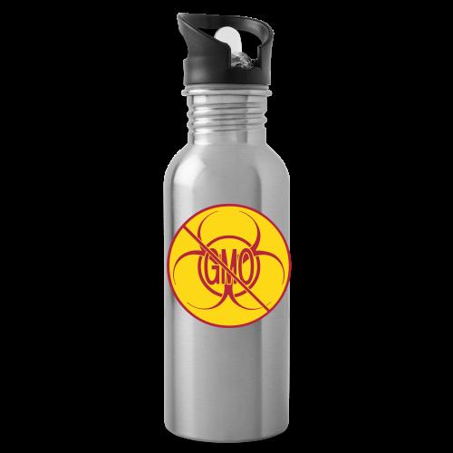 No GMO Watter Bottle Biohazard No GMO Bottles - Water Bottle