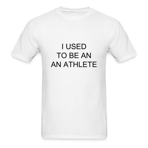 Athletic Shirt - Men's T-Shirt