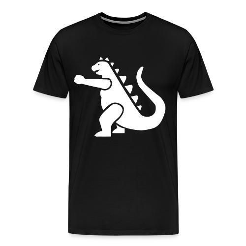 japan attack - Men's Premium T-Shirt