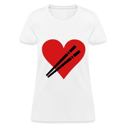 Food^^ - Women's T-Shirt