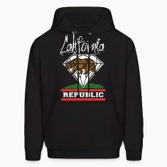 California Diamond Republic Hoodies