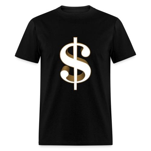 Dollar SignT-Shirt - Men's T-Shirt