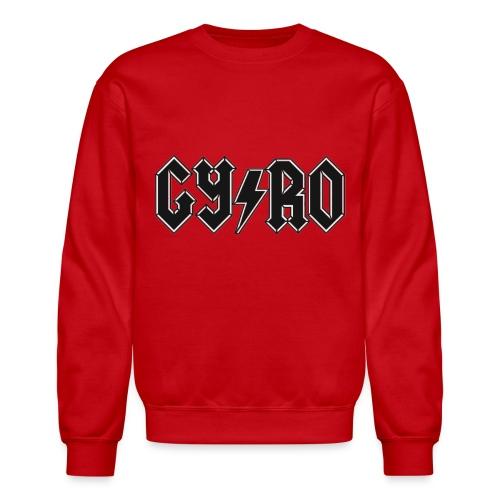 GYRO CREW - Crewneck Sweatshirt