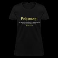 Women's T-Shirts ~ Women's T-Shirt ~ Not Even Love womens