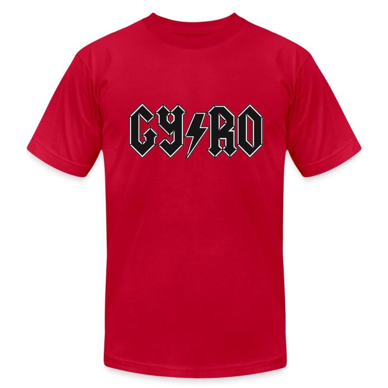 GYRO TEE - Men's Fine Jersey T-Shirt