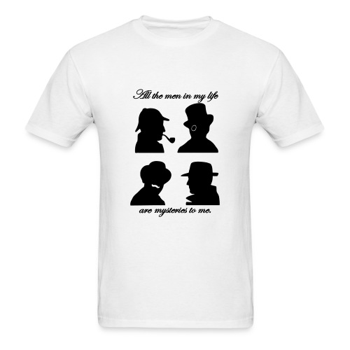Mystery Men Tee Mens Style #2 - Men's T-Shirt