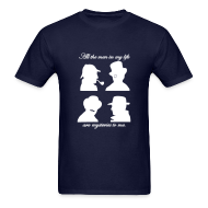 T-Shirts ~ Men's T-Shirt ~ Mystery Men Tee Mens Style #1