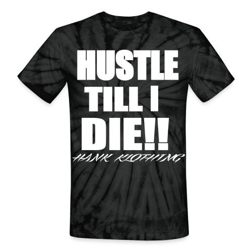 #HTID TIE DIE TEE - Unisex Tie Dye T-Shirt