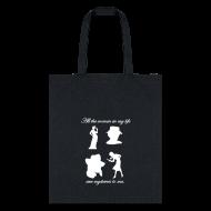 Bags & backpacks ~ Tote Bag ~ Mystery Women Tote Bag