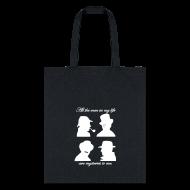Bags & backpacks ~ Tote Bag ~ Mystery Men Tote Bag