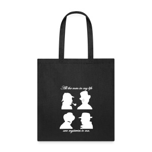 Mystery Men Tote Bag - Tote Bag