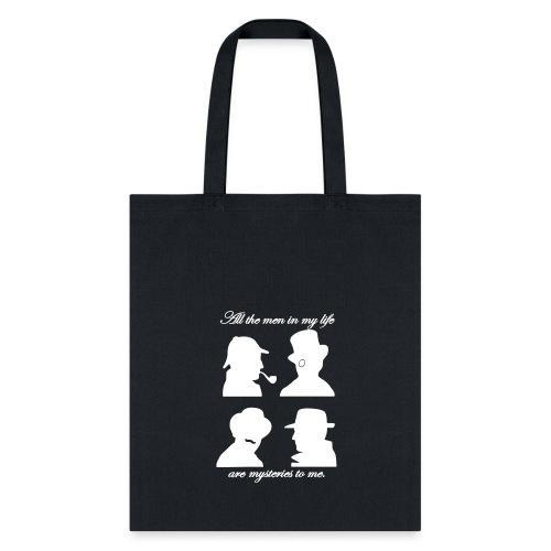 Mystery Men Tote Bag - Tote Bag