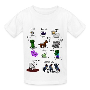 What are those Squids Saying? - Kids' T-Shirt