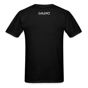 Grumo Normal - Grumo Back - Men's T-Shirt
