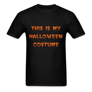 Halloween Costume T-Shirt - Men's T-Shirt