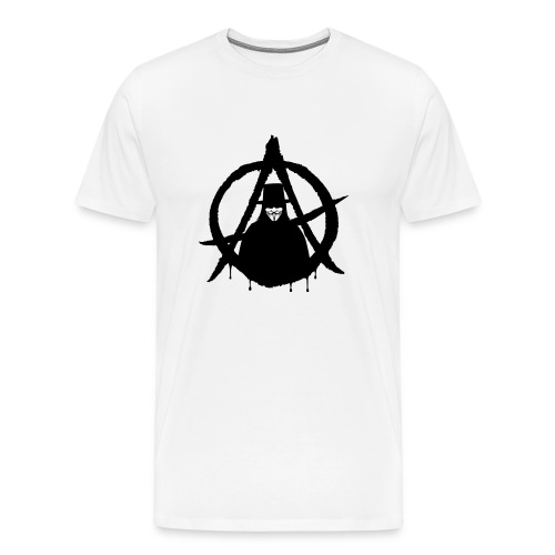 We Are ANONUMOUS - Men's Premium T-Shirt