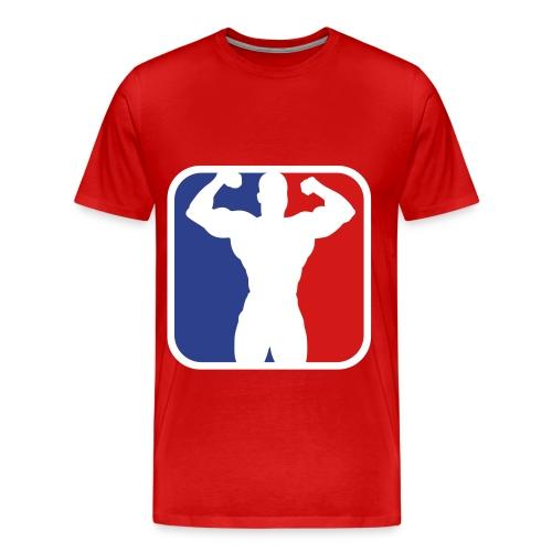 StrengthTee - Men's Premium T-Shirt