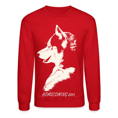 NIU Homecoming  - Crewneck Sweatshirt