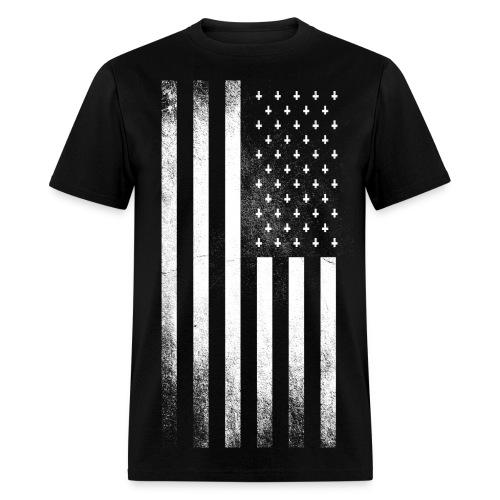 Antichristian America T-Shirt - Men's T-Shirt