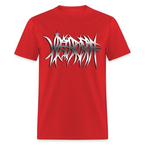 new weirdcraft logo - Men's T-Shirt