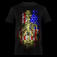 T-Shirts ~ Men's T-Shirt ~ American Death T-Shirt