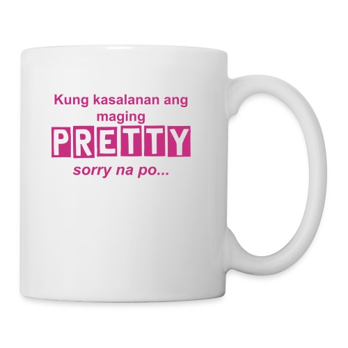 Pretty Mug - Coffee/Tea Mug