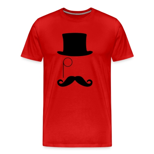 Like a sir! - Men's Premium T-Shirt