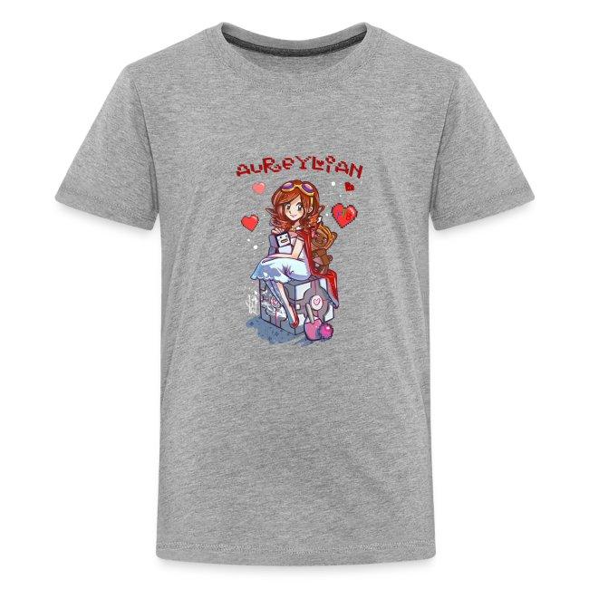 Kid's T-shirt (FTB/Forgecraft)