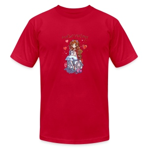 Men's T-Shirt (FTB/Forgecraft) - Men's T-Shirt by American Apparel
