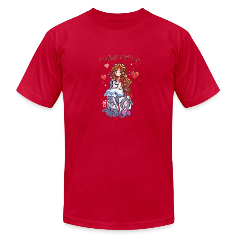 Men's T-Shirt (FTB/Forgecraft) - Men's Fine Jersey T-Shirt