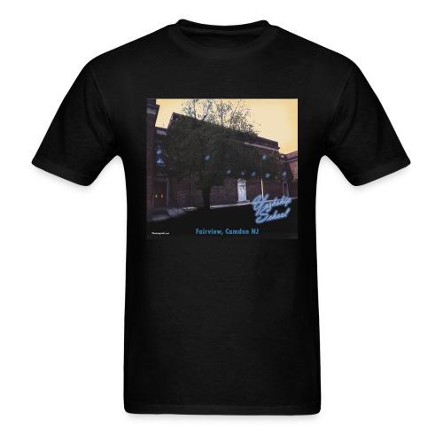 hotelyorkship - Men's T-Shirt