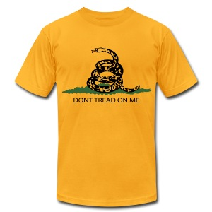 DONT TREAD ON ME - Men's Fine Jersey T-Shirt
