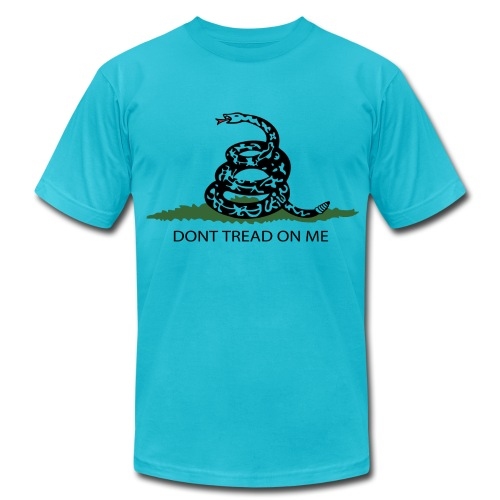 DONT TREAD ON ME - Men's Fine Jersey T-Shirt