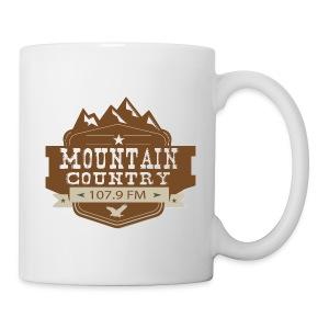 Mountain Country 107.9 Coffee Mug - Coffee/Tea Mug
