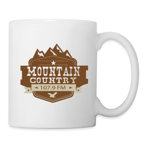 Mountain Country 107.9 Coffee Mug - Coffee/Tea Mug