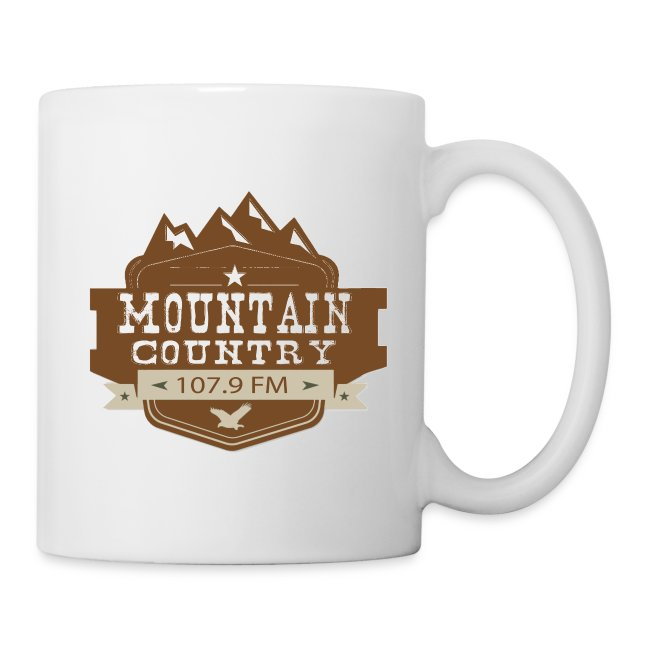 Mountain Country 107.9 Coffee Mug