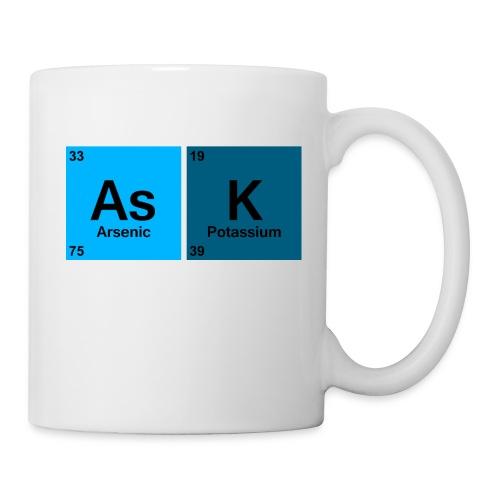 ask - Coffee/Tea Mug